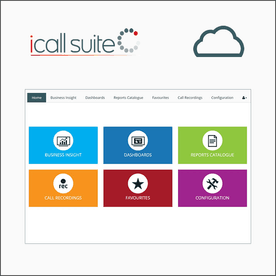 support icall suite cloud